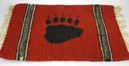 View Bear Paw Placemat