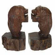 View Bear Standing Bookends