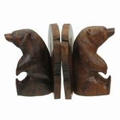 View Bear Sitting Bookends