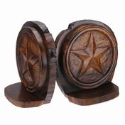 View Star Bookends