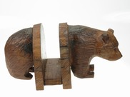View Bear Body Napkin Holder