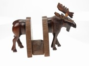 View Moose Body Napkin Holder