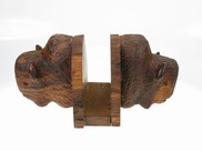 View Buffalo Head Napkin Holder