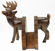 View Deer Body Napkin Holder