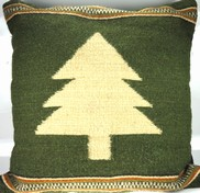 View Zapotec Tree Pillow