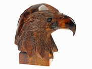 View Eagle Bust