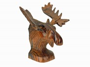 View Moose Bust