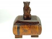 View Bear sitting Box